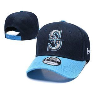 Seattle Mariners Snapback Hat Baseball Cap